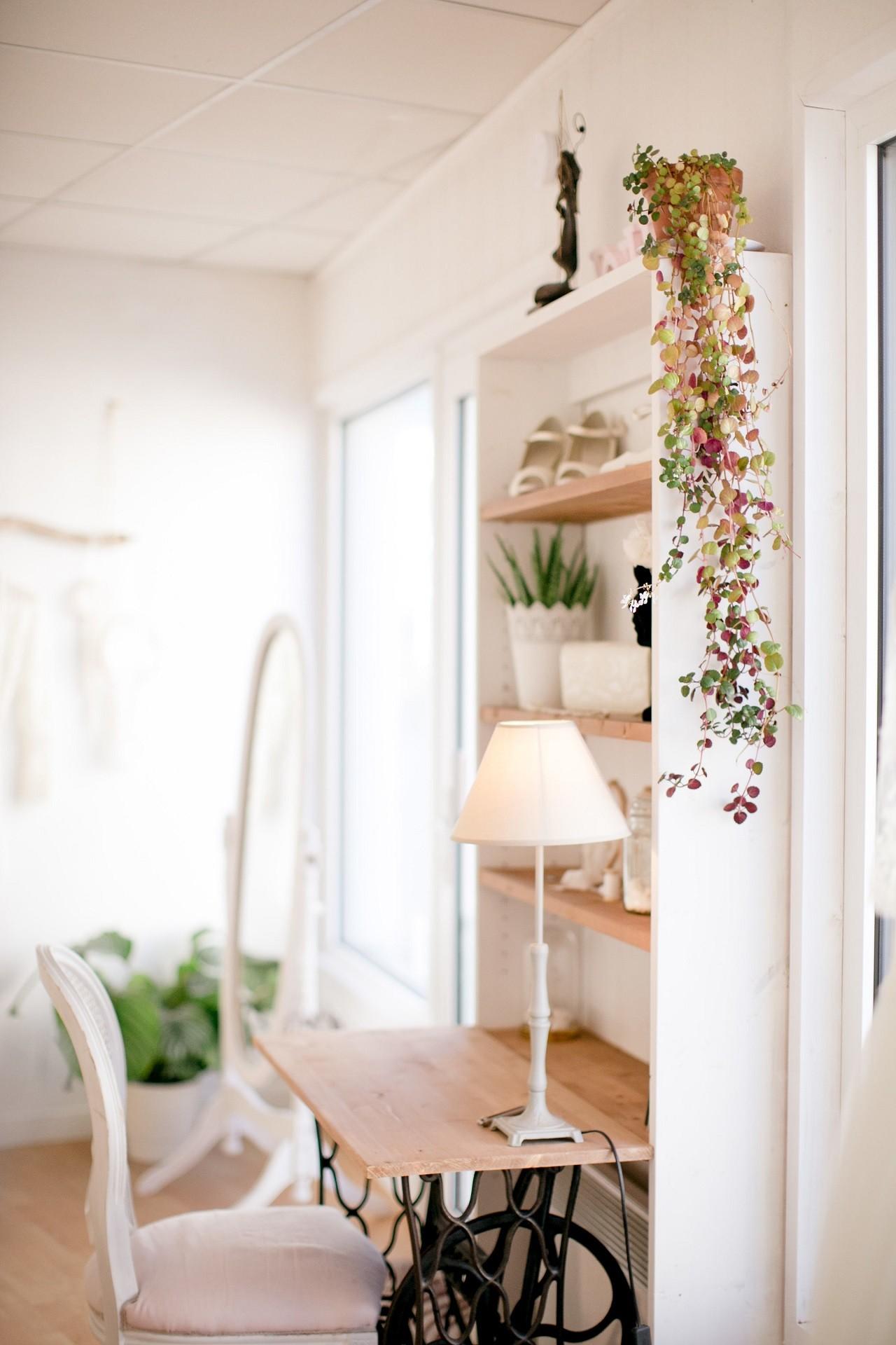 atelier kamélion couture création de robe de mariée en Nantes et Angers