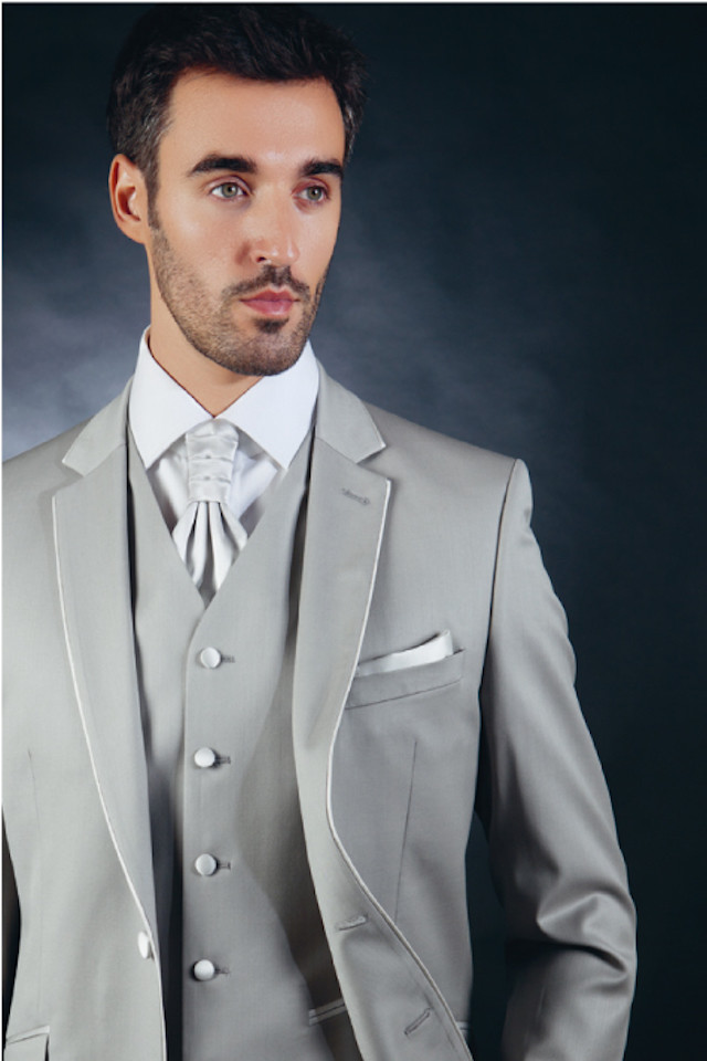costume mariage 1438172209 queu de pie 3 pices 3 pices - Costume Homme 3 Pieces Mariage