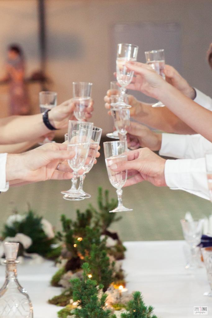 trinquer flute champagne