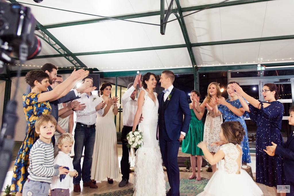 mariage au domaine des lys à ancenis