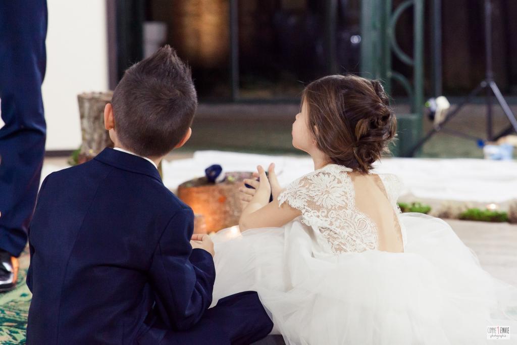 tenue de mariage enfants