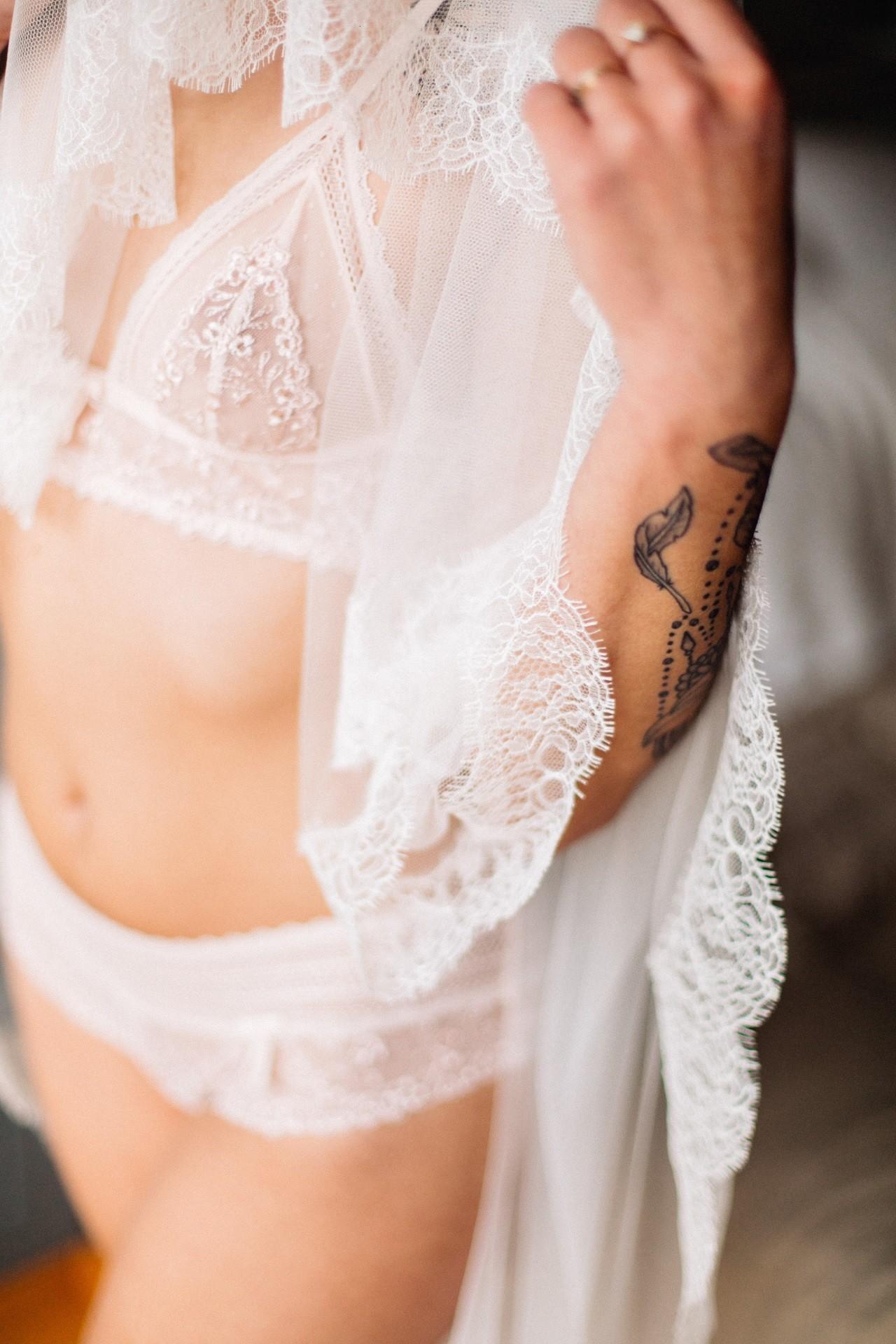 voile mariage kamélion couture