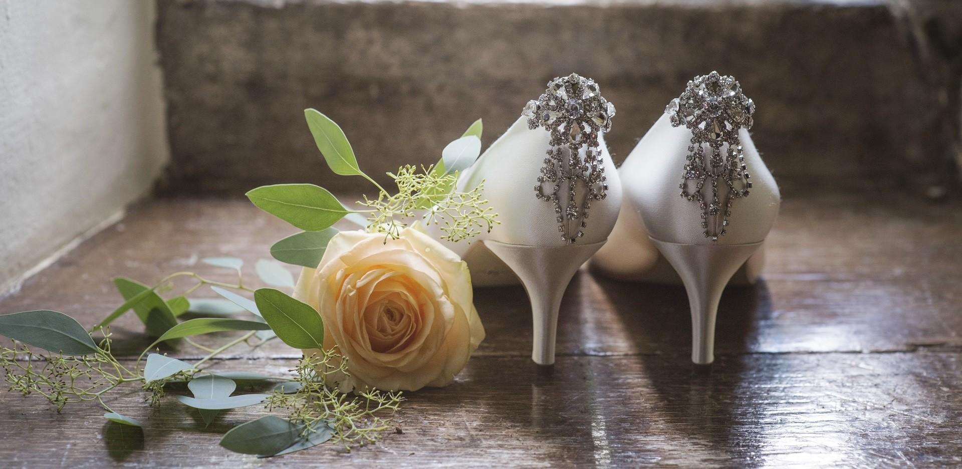 chaussure de mariage pour femme
