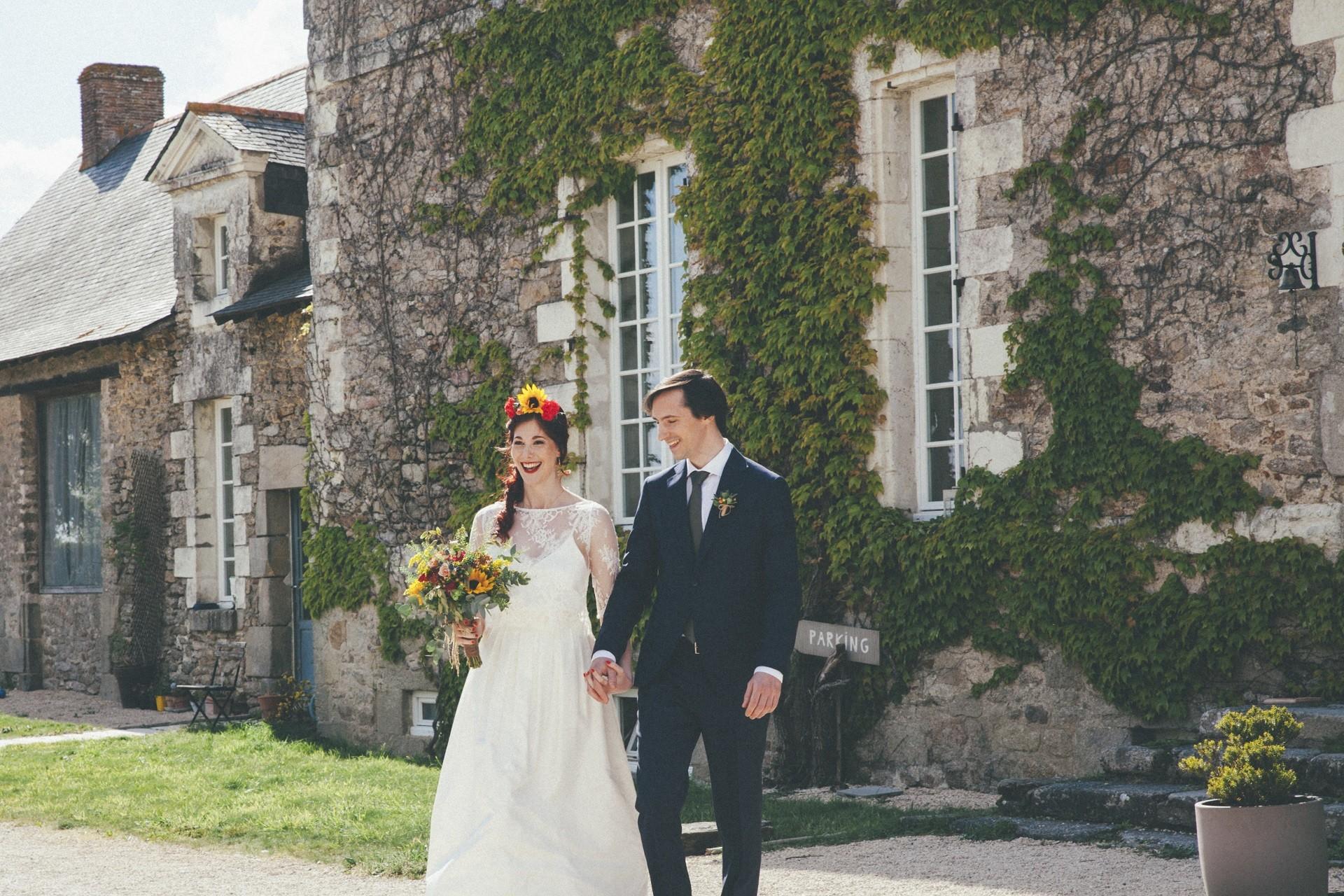 mariage au chateau de la garnison