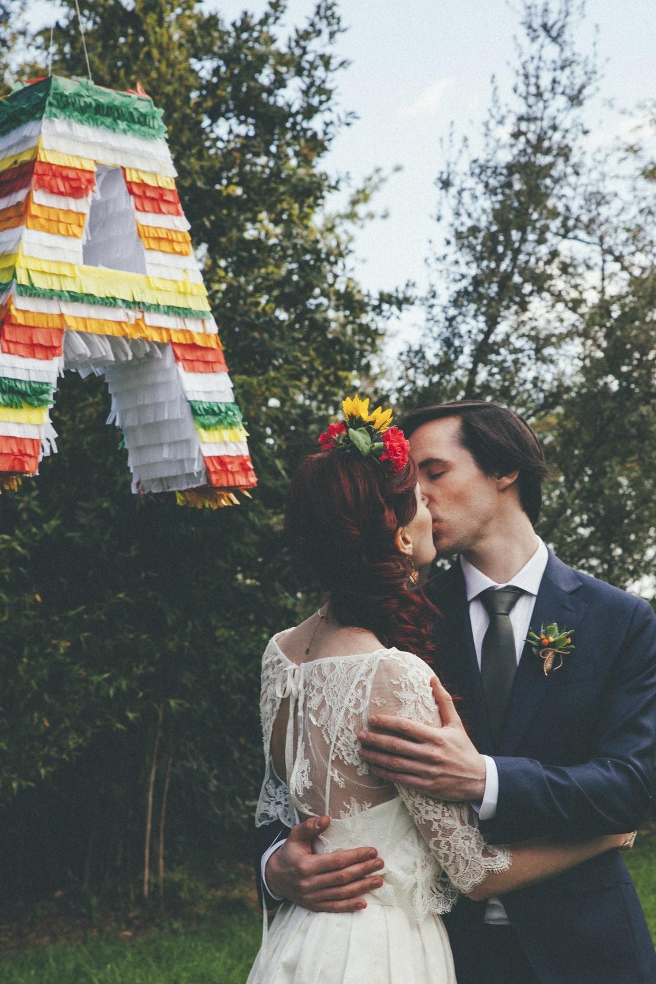 piniata mariage