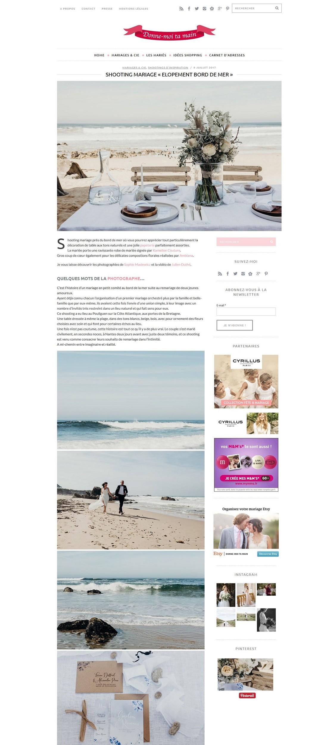 donnemoitamain_shooting-mariage-elopement-bord-de-mer