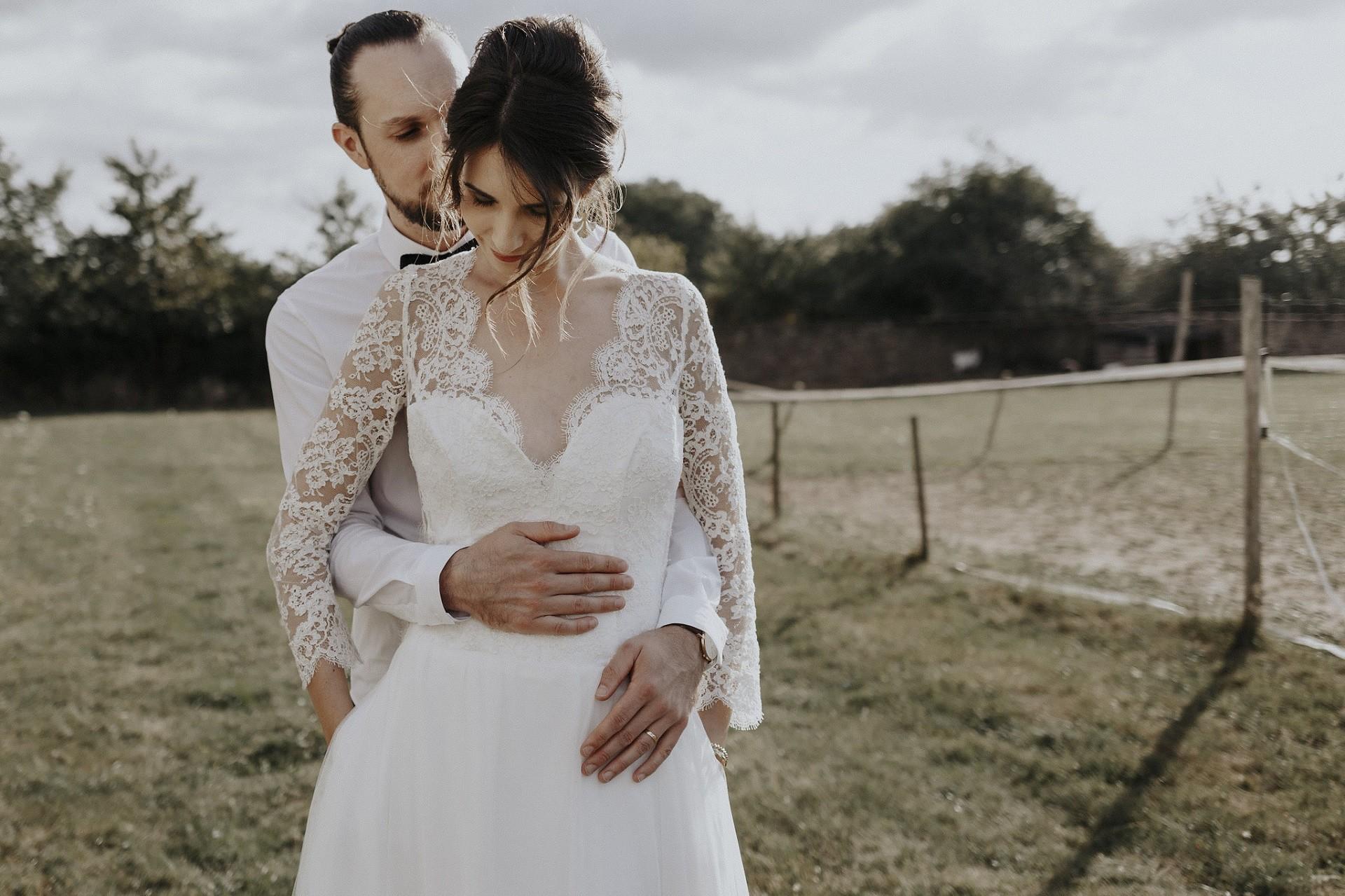 une robe de mariée sur mesure est elle plus cher qu'une robe achetée en boutique