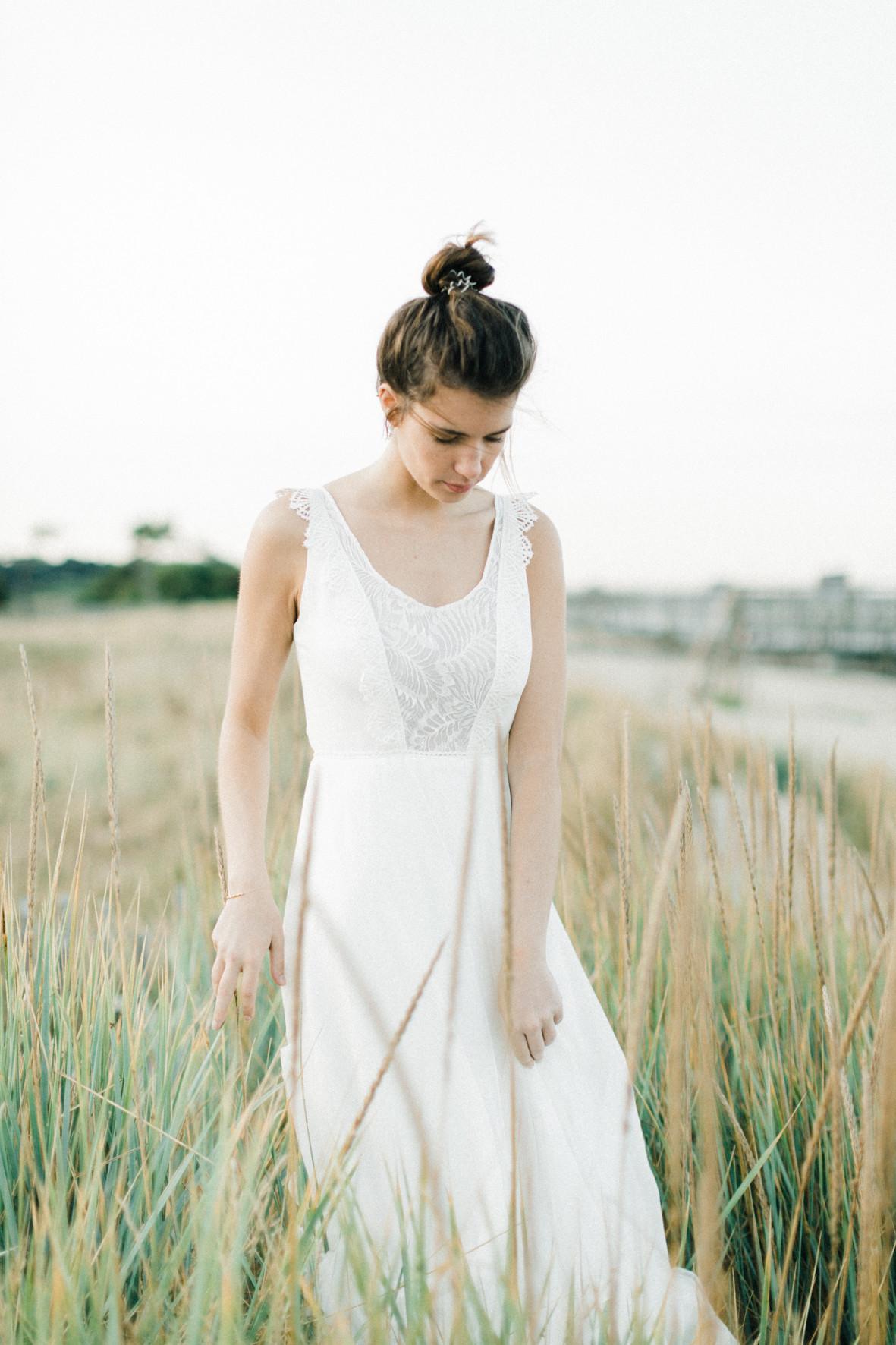 robe de mariée ambre collection 2019 kamélion couture