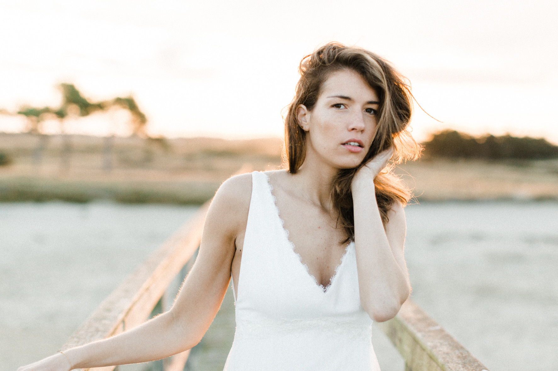 robe de mariée léonie collection 2019 kamélion couture