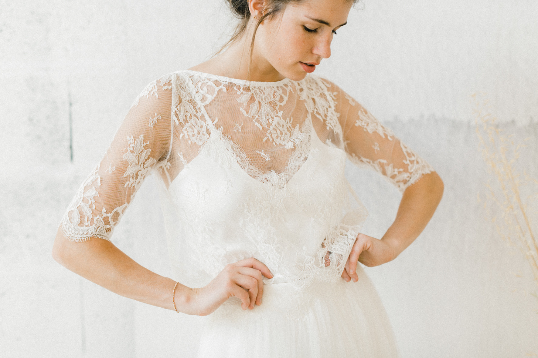 collection 2019 robes de mariée mélanie