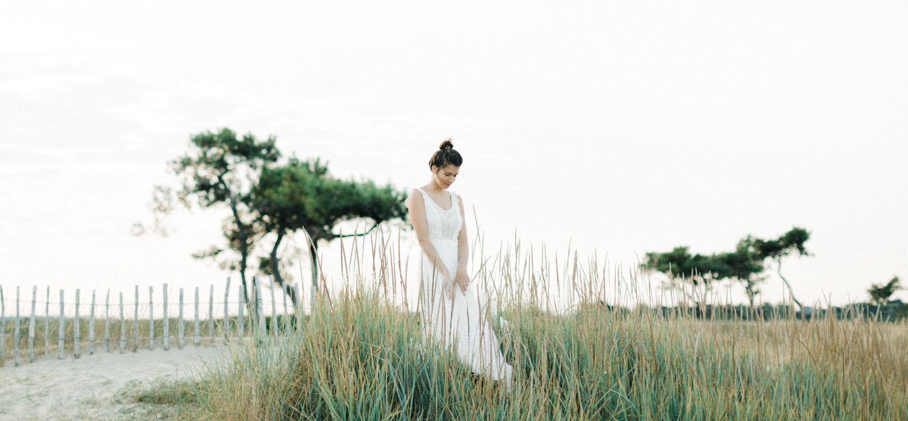 collection 2019 robes de mariée Ambre