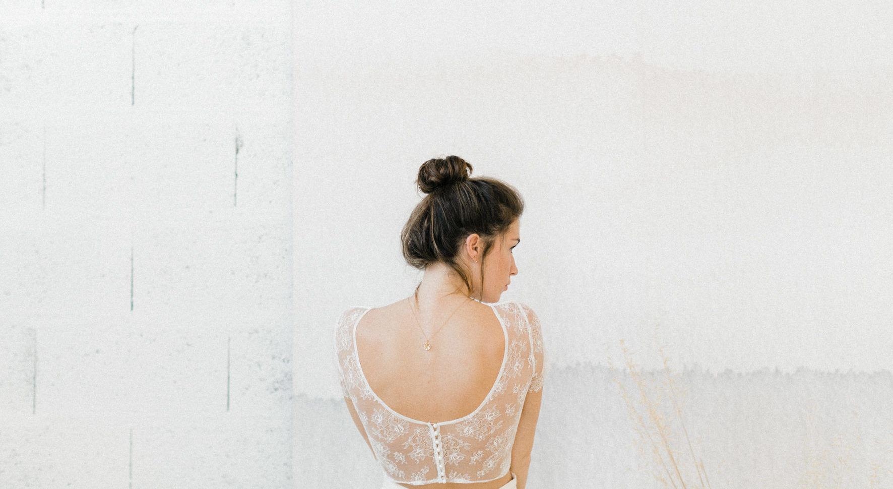 collection robes de mariée 2019 Romane