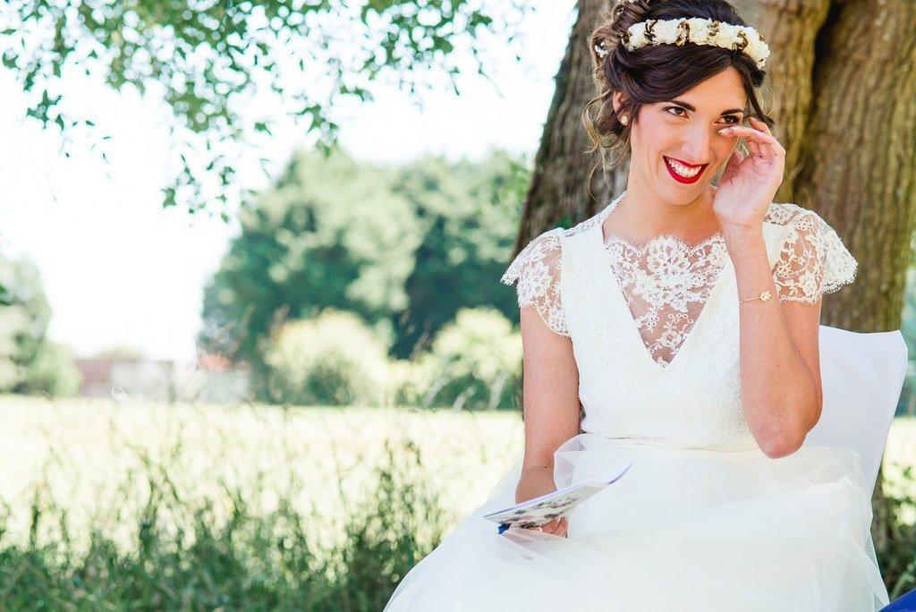 robe de mariée sandy