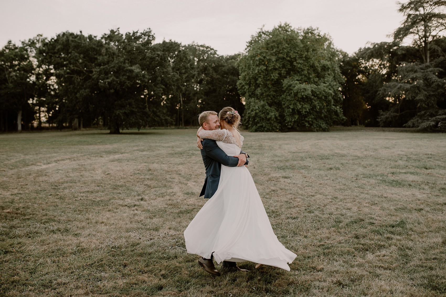 jolie photo de Anne Letournel couple qui tourne