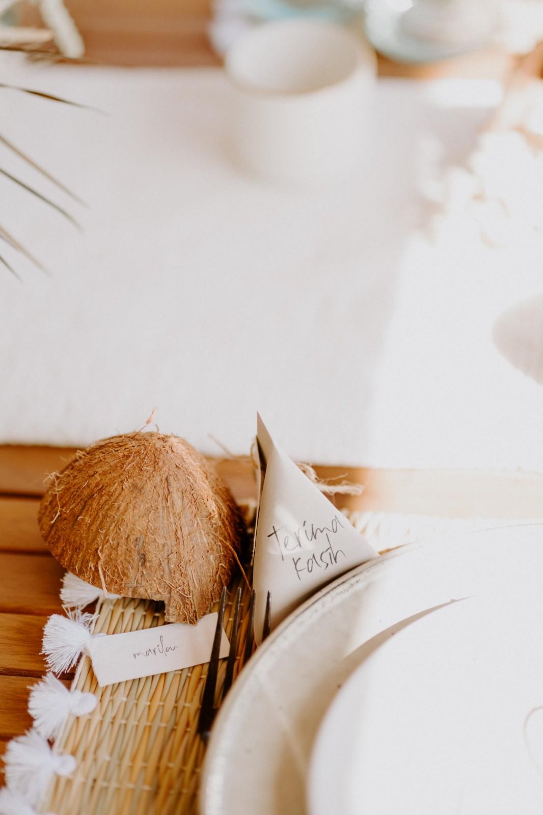 L'agence Meow de Nantes a réalisée une décoration sur le thème Bali.
