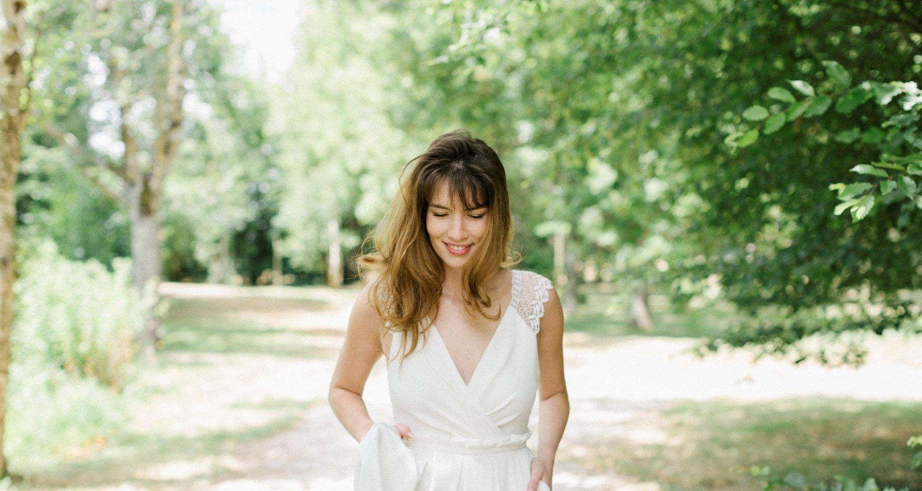 robe de mariée ecoresponsable nantes