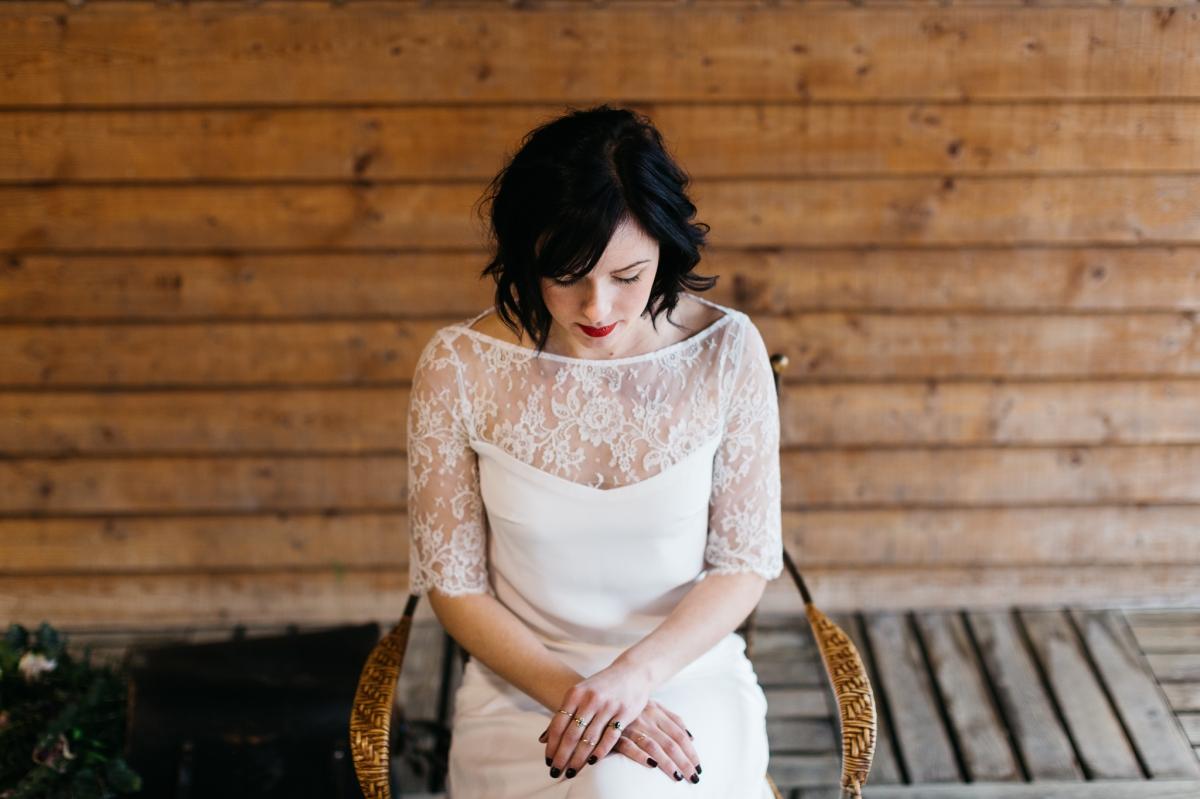 robe de mariée sur mesure nantes